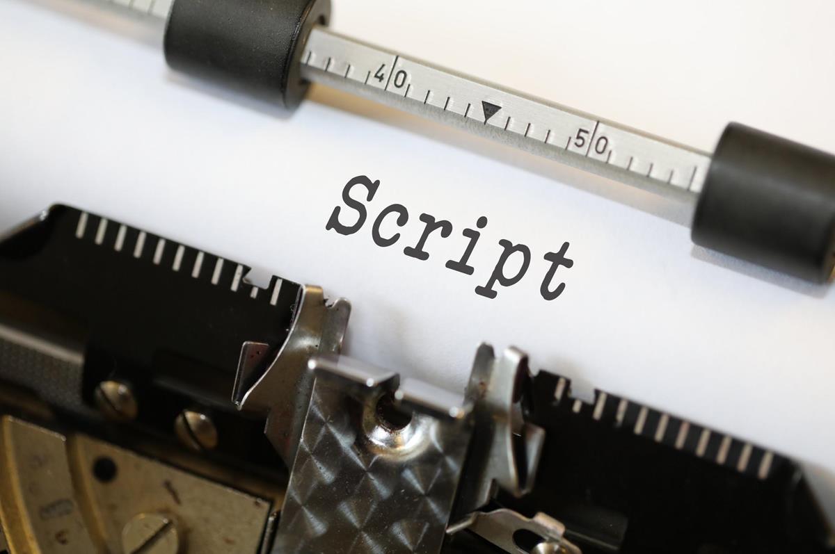 Le script de la prospection