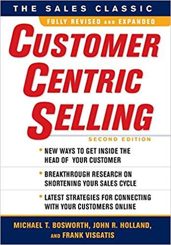 Customer Centric Selling – Mc Graw Hill EditionsI