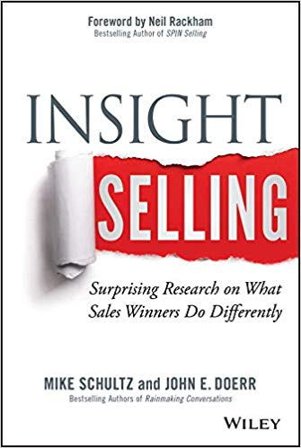 Insight Selling- éditions Wiley