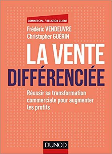 La vente différenciée – éditions Dunod