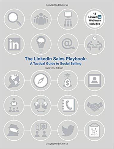 The Linkedin Sales Playbook – Brynne Tillman – Impression Amazon