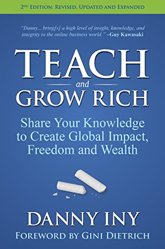 Teach and grow rich de Danny Iny