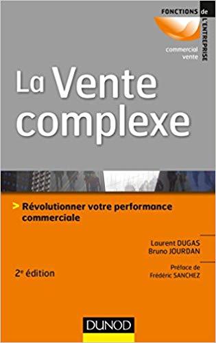 La Vente complexe – Editions DUNOD