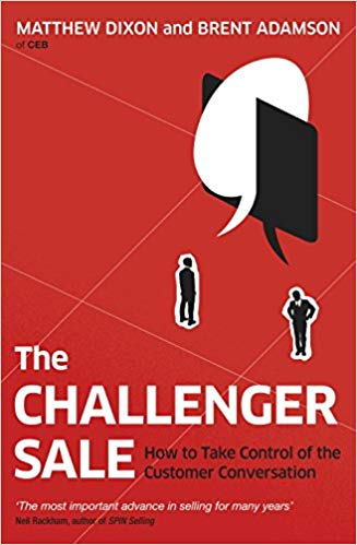 The Challenger Sale – CEB – Editions Portfolio Penguin