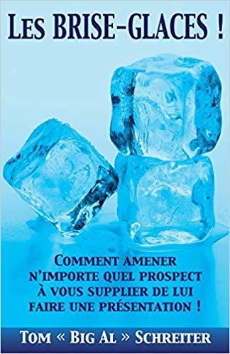 Les brises glaces ! par Tom Schreiber–éditions Bigalbooks.com