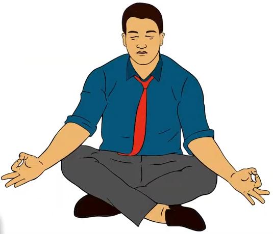 Les 4 techniques pour être zen lors d'un entretien