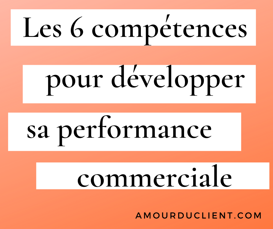 Performance commerciale